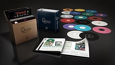 Queen Studio Collection (15 Studio Albums on 18 Vinyl LP's)