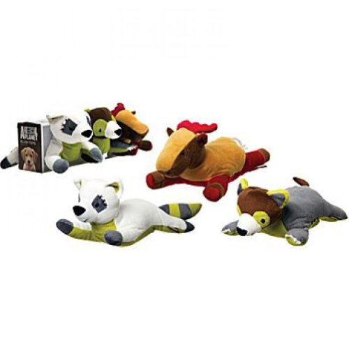 "Animal Planet 3-Pack 10"" Plush Toys With Squeaker front-795761"