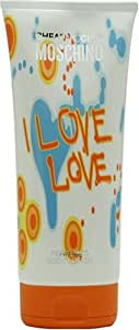 I Love Love By Moschino For Women. Body Lotion 6.7 Ounces