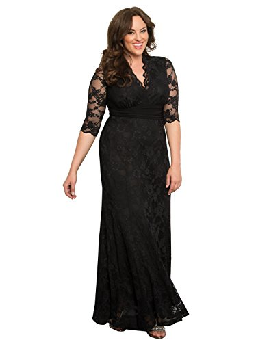 Kiyonna-Womens-Plus-Size-Screen-Siren-Lace-Gown