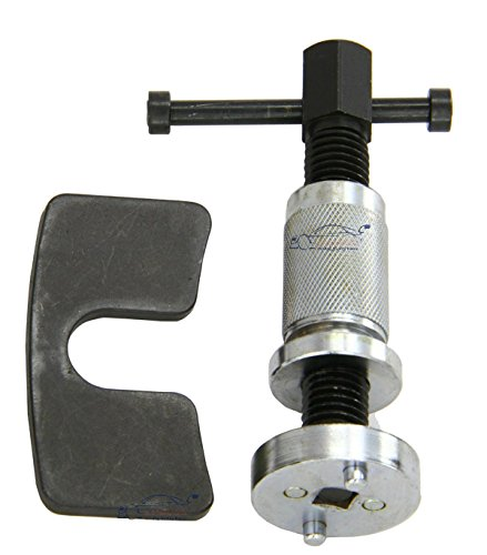 XtremeAuto® Brake Caliper Winding Tool with Double Adaptor. For European and Japanese cars.