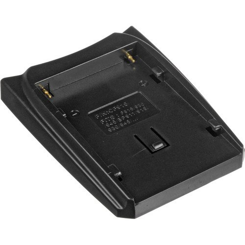 Watson Battery Charger Adapter Plate For Canon Bp-900 Series - Accepts Canon Bp-911, Bp-915, Bp-924, Bp-927, Bp-930, Bp-941, Bp-945, Bp-950G, Bp-955, Bp-970G, Or Bp-975 Type Battery