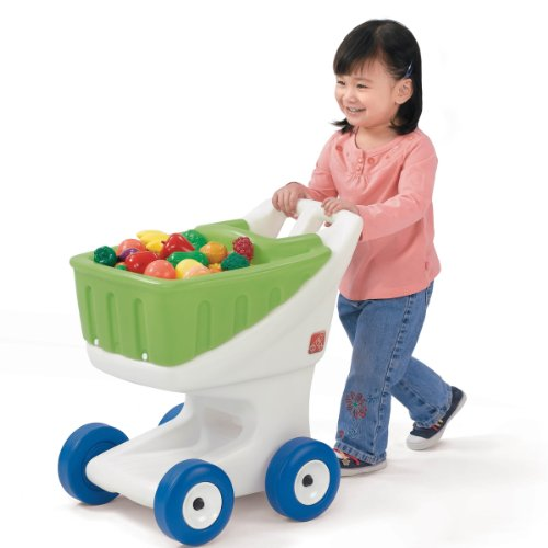 419Sl p 6%2BL Step2 Small Helper's Grocery Cart