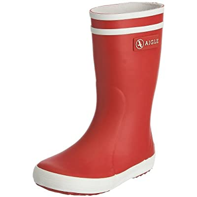 Aigle Toddler/Junior Lolly Pop Wellies (Red)
