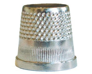 Review C.S. Osborne Open End Sewing Thimble 3/4 Inches Size 11