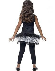 Smiffy's Child Skeleton Tutu Costume
