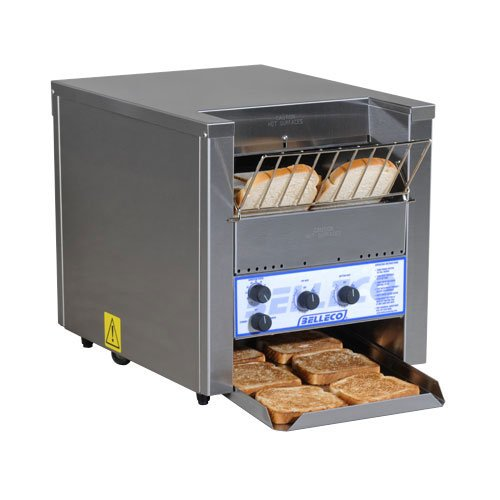 Belleco Jt2 800 Slice & Hr Conveyor Toaster