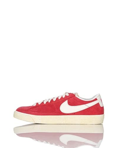 Nike Sneakers Wmns Blazer Low Suede (Vntg) [Viola/Bianco]