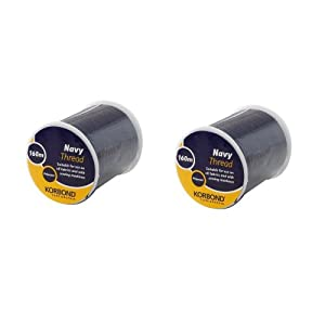 Korbond 2 x 160 m Thread, Navy from Korbond