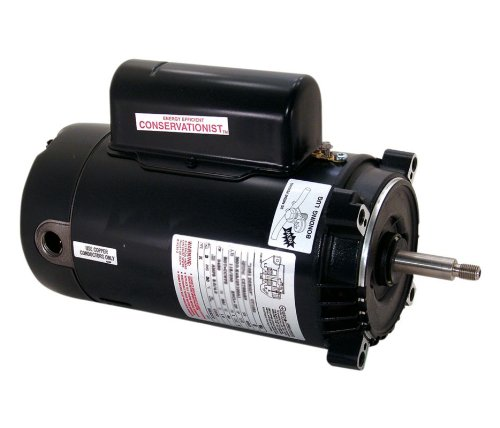 1.5 Hp 3450Rpm 56J Frame 115/230 Volts - Energy Efficient Swimming Pool Pump Motor - Service Factor