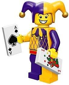 LEGO Minifigures Series 12 Jester Minifigure [Loose] - 1