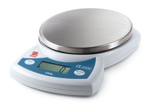 Ohaus cS5000 balance de cuisine 5 kg/1 g-adler teewaage 1 gramme près