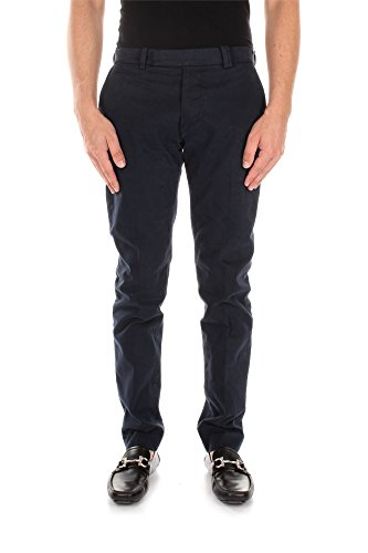 pantalons-fendi-homme-coton-bleu-fb0198hrkf0pyh-bleu-46