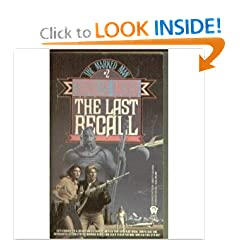 The Last Recall (Marked Man) by Charles Ingrid
