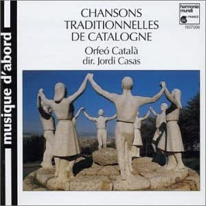 Orfeo Catala Choir, Casas - Catalan Traditional Songs - Amazon.com