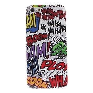 Johnny Palermo ZACKBOOM Case für iPhone 5 / iPhone 5S