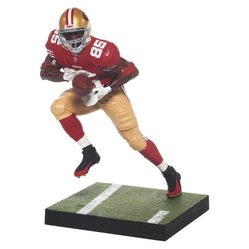 McFarlane Toys NFL Series 32 Vernon Davis-San Francisco 49ers Action Figure - 1