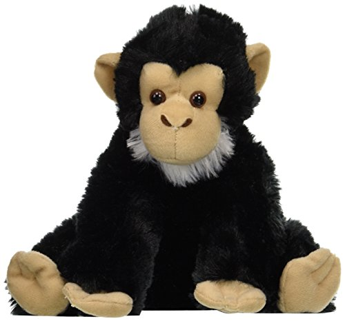 "Wild Republic CK- Mini Chimp Baby 8"" Animal Plush"
