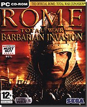 Rome Total War: Barbarian Invasion Expansion Pack