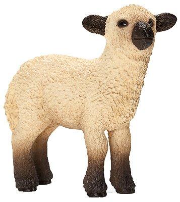 Schleich Shropshire Lamb Toy Figure - 1