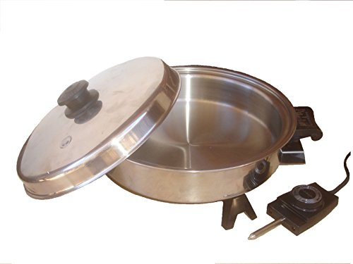 Saladmaster Oil Core Electric Skillet Model 7817 (Saladmaster Cooker compare prices)