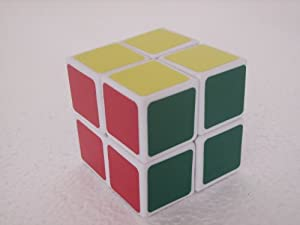 Lanlan® 2x2x2 Speed Cube White