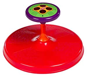 Music & Lights Sit 'n Spin Rockin' Tunes (colors vary)