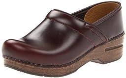 Dansko Men\'s Professional Leather Men\'s Espresso Oiled Full Grain Clog/Mule 44 (US Men\'s 10.5-11) Regular