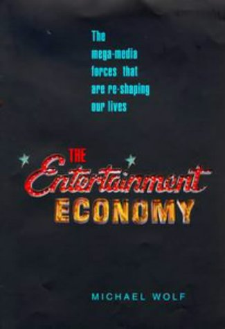 Cover of Entertainment economy