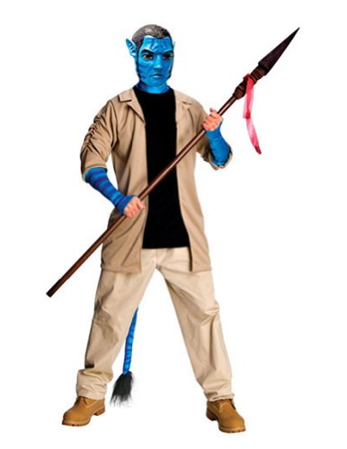 Avatar Jake Sulley Deluxe Adult Xl Halloween Costume