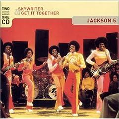 スカイライター/ゲット・イット・トゥゲザー+3(Skywriter/Get It Together)/ジャクソン5(Jackson 5)