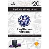 Sony 94781 PSN 20 Dollar Live Card
