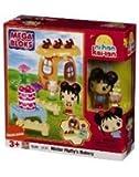 Mega Bloks Mister Fluffy's Bakery