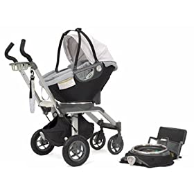 Orbit Infant System - Black