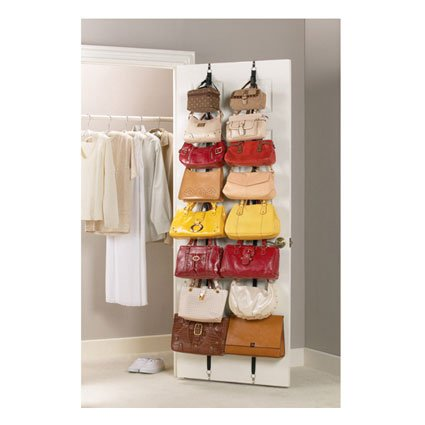 Jokari Over the Door Hanging Purse Racks, 2-Count