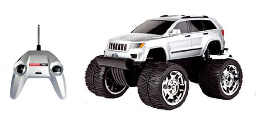 Best Carrera Jeep Grand Cherokee 1:16 Electric RTR RC Car  Best Offer