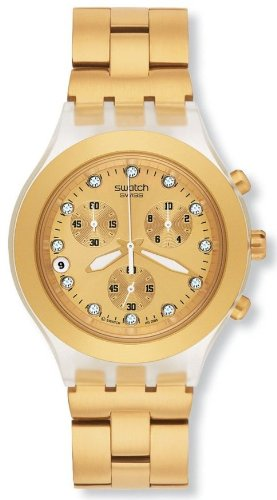 Swatch Men's FULL BLOODED Watch SVCK4032G