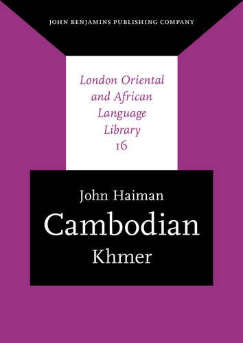 Cambodian: Khmer (London Oriental and African Language Library)