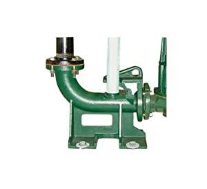 Zoeller 39 0084 2 Inch Vertical Discharge Ez Out Rail