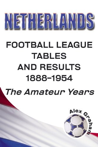 Netherlands - Football League Tables & Results 1<span class=hidden_cl>[zasłonięte]</span>889-19 the Amateur Years