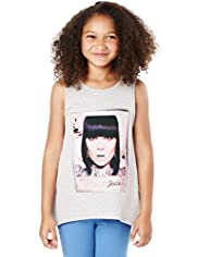 Music Icon Sleeveless T-Shirt