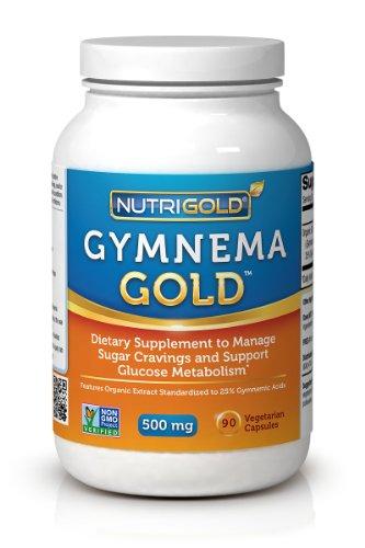 Gymnema Sylvestre or (bio), 500 mg, 90 légumes.