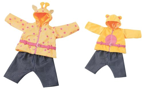 CHOU CHOU Going Out Deluxe Reversible Set - 1
