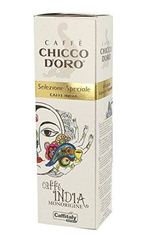 Purchase Special Edition: Caffè Chicco d'Oro Wild Coffee Capsules MONORIGINE CAFFÈ INDIA - Caffitaly System® from Caffè Chicco d'Oro