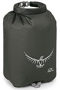 Osprey UltraLight 12 Dry Sack, Shadow Grey, One Size