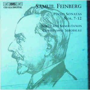 Samuil Feinberg (1890-1962) 419TWRX7DGL._SL500_AA300_