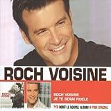 echange, troc Roch Voisine - Coffret 2 CD : Je te serai fidèle / Roch Voisine