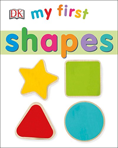 My First Shapes (My First Books) [DK] (Tapa Dura)