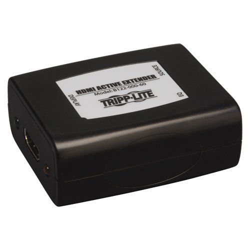 TRIPP LITE HDMI Signal Booster Extender 1080p at 60Hz HDMI F/F TAA/GSA (B122-000-60)