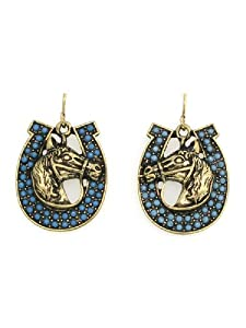 Fashion Jewelry Western Style Earrings Jewelry